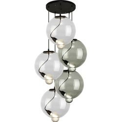 Lampa wisząca Modern Glass Bubble CO CS